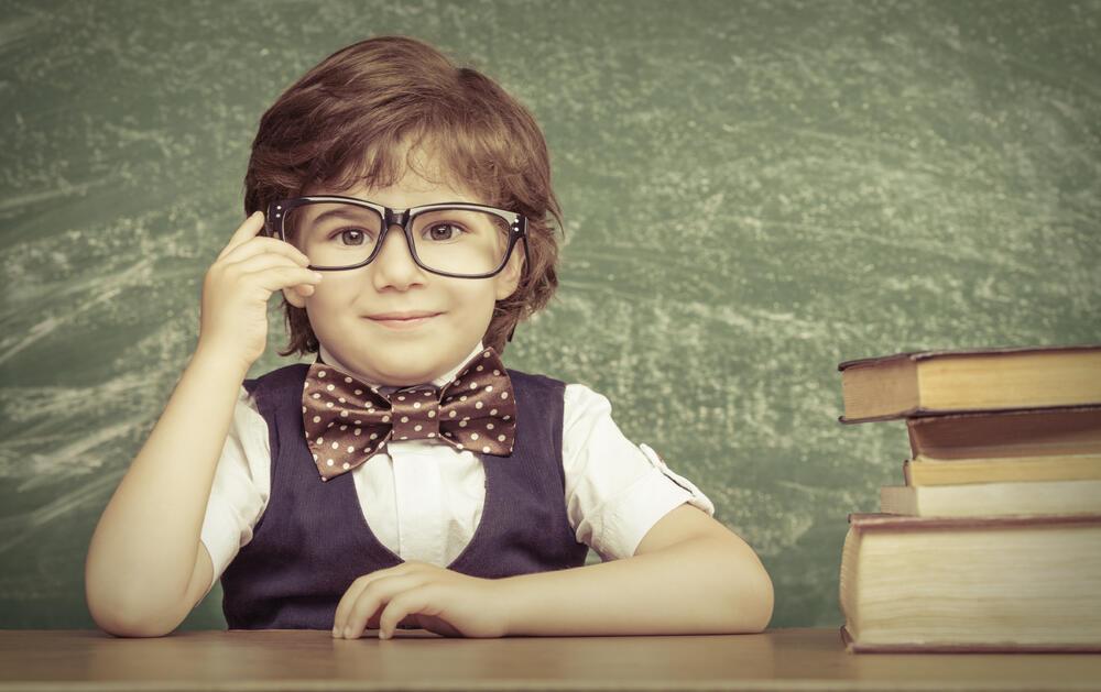 Фото красивых и умных детей